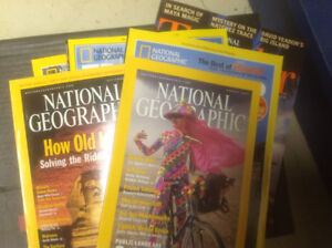 Collection de National geographic