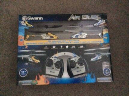 TWO 3D Remote Control Helicopters - BRAND NEW IN BOX