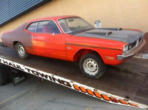 WANTED 1971-1981 History of my 1971 Dodge Demon340