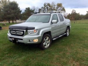 2010 Honda Ridgeline one owner