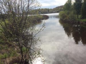 Chalet à vendre Lac du huit