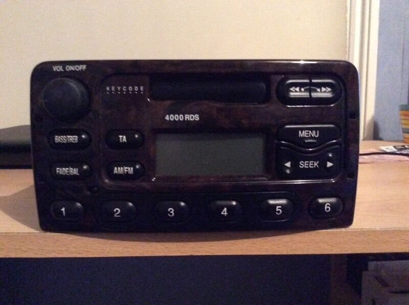 Ford 4000 rds car stereo in rochester kent gumtree ford 4000 rds car stereo publicscrutiny Choice Image