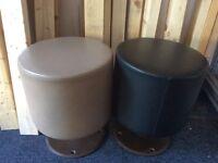 Stubby stools