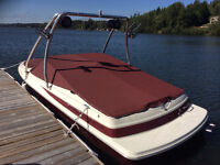 21' Bowrider Well Maintained