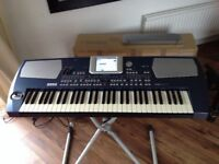 KORG , PA500 ...perfect condition ,