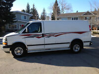 2007 Chevrolet Express Duramax Diesel Fully Loaded 3500 Van