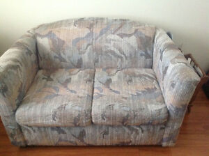 Single hide a bed....mint condition