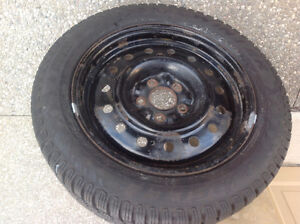 205/ 55/ 16 - 2 Pirelli and 2 Salium Winter Tires and steel rims Oakville / Halton Region Toronto (GTA) image 1