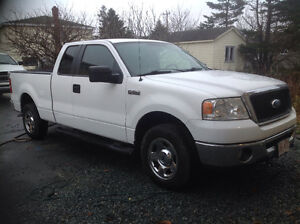 2007 FORD F150 EXTENDED CAB MINT NO RUST DENTS MUST SEE St. John's Newfoundland image 2