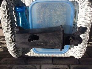Radiator Overflow Expansion Tank Bottle + Sensor For BMW E46 E8