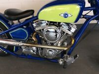 Part Exchange Welcome Custom Revtech 1450cc Bobber Not Harley Davidson Chopper
