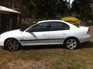 2002 Holden Commodore Sedan Riverton Clare Area Preview