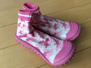 Girls water shoes size 12 worn once