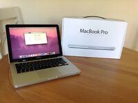 Apple MacBook Pro 13-inch, Late 2011