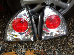 92-96 Honda prelude tail lights