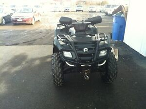 Can-Am Outlander XT Max 2 seater