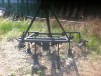 3-point hitch plow