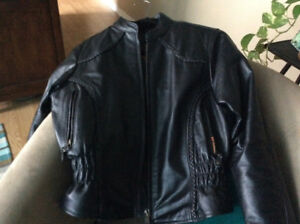 Woman's Motorcycle Riding Gear
