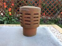 """Chimney pot / garden planter 14"""" tall - Leeds 12. £10"""