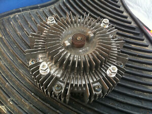 1996 Lexus LS400 fan clutch