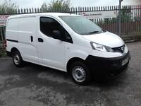 Nissan NV200 1.5dCi air con SE 2012