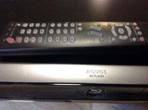 Sharp Aquos Blu-ray player for sale