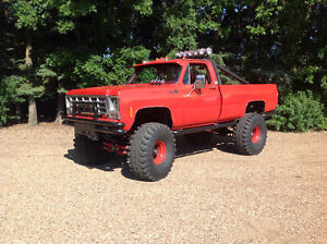 1979 Modified Chevy 4x4