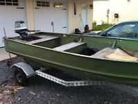14ft Fishing Boat For Sale Get Ready for Opening Day!