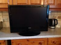 26 ins toshiba hdmi and freeview