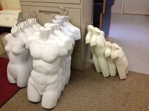 MANNEQUINS FOR SALE