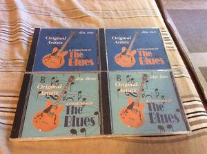 Blues Dvd's