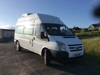 4 berth Bespoke motorhome for sale