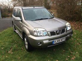 Nissan X-Trail 2.5 SVE 2005 **Price Reduced**