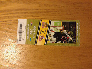 Battalion ticket for Monday, October 10