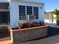 Maison mobile à vendre  - Condo  Fort Lauderdale Floride