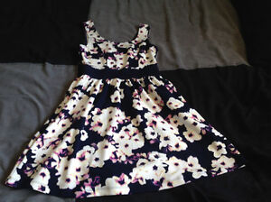 Three Pink Hearts summer dress