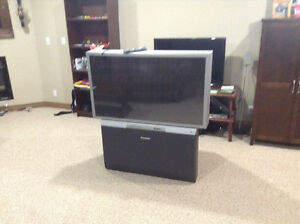 "47"" Panasonic Rear Projection HD TV"