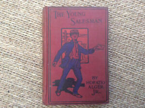 Horatio Alger, Jr.  The Young Salesman.  1896.
