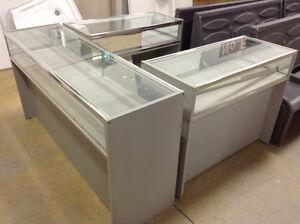 Display Cabinets @ the Cambridge Restore
