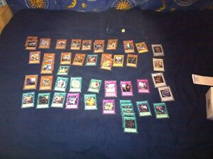 Yugioh Deck and Cards