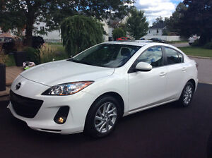 2012 Mazda3 CUIR GS-SKY Groupe LUXE