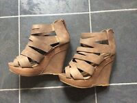 Wedges from New Look size 5