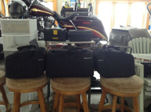 SOFT BAGS FOR BMW 1200RT