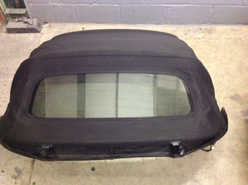Audi Tt Roof Convertible Roadster Cabriolet Mk1 8n Soft
