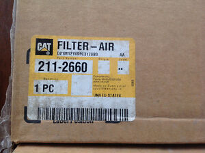 Caterpillar Cab Air Filter 211-2660 new