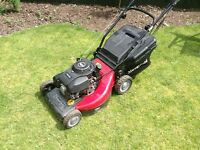 Mountfield sp 554 self propelled mower