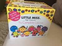 Complete Little Miss collection