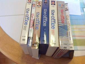 The Office DVD tv series