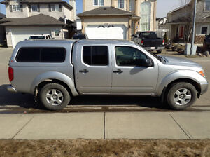 2006 Nissan Frontier SE CREW-CAB WITH CANOPY 4L Pickup 4X4