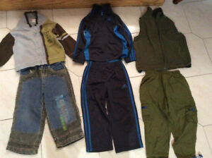 child clothing 3 and 4 years old boy